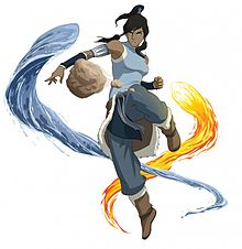 Korra and elements.jpg