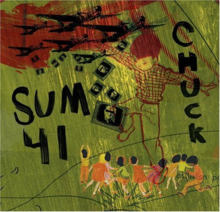 Обложка альбома Sum 41 «Chuck Acoustic EP (Tour Edition Promo)» (2005)