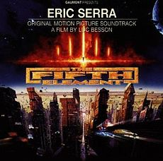 Обложка альбома  «The Fifth Element: Original Motion Picture Soundtrack» ()