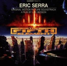 Обложка альбома «The Fifth Element: Original Motion Picture Soundtrack» ()