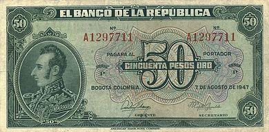 ColombiaP393b-50PesosOro-07081947-donatedcm f.jpg