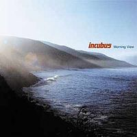 Обложка альбома Incubus «Morning View» (2001)