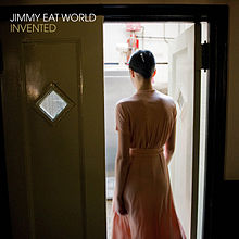 Обложка альбома Jimmy Eat World «Invented» (2010)