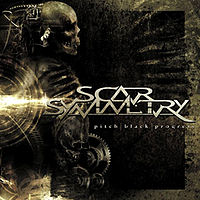Обложка альбома Scar Symmetry «Pitch Black Progress» (2006)