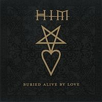 Обложка сингла «Buried Alive by Love» (HIM, 2003)