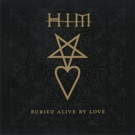 Обложка сингла HIM «Buried Alive by Love» (2003)