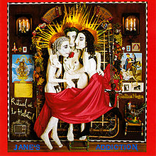 Обложка альбома Jane's Addiction «Ritual de lo Habitual» (1990)