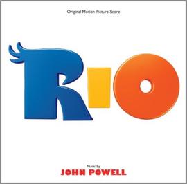 Обложка альбома Джона Пауэлла «Rio» (2011)