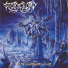 Обложка альбома Stormlord «The Gorgon Cult» (2004)