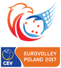 2017 European Volleyball Championship (Men) Logo.png