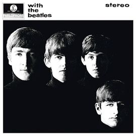 Обложка альбома The Beatles «With The Beatles» (1963)