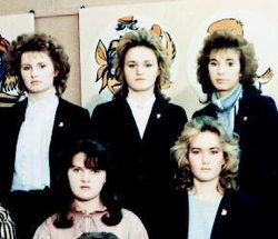 Школьницы старших классов (1988)