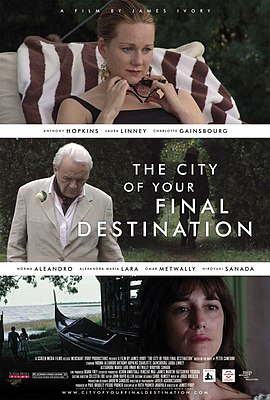 The City of Your Final Destination (film).jpg