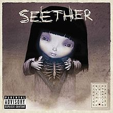 Обложка альбома Seether «Finding Beauty in Negative Spaces» (2007)