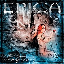 Обложка альбома Epica «The Divine Conspiracy» (2007)
