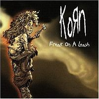 Обложка сингла «Freak on a Leash» (Korn, 1999)