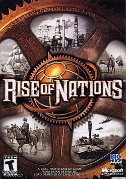 Игру Rise Of Nations: Thrones And Patriots