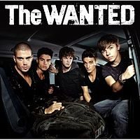 Обложка альбома The Wanted «The Wanted» (2010)