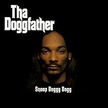 Обложка альбома Snoop Doggy Dogg «Tha Doggfather» (1996)