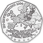 2004 Austria 5 Euro EU Enlargement back.jpg