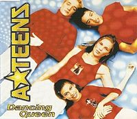 Обложка сингла «Dancing Queen» (A*Teens, 2000)