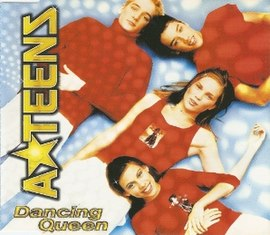 Обложка сингла A*Teens «Dancing Queen» (2000)