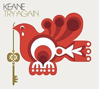 Обложка сингла «Try Again» (Keane, 2007)