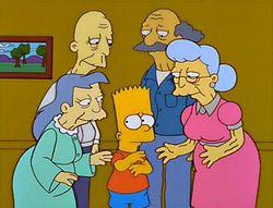 Симпсоны дом престарелых гау уктусский пансионат для престарелых и инвалидов