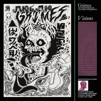Обложка альбома Grimes «Visions» (2012)