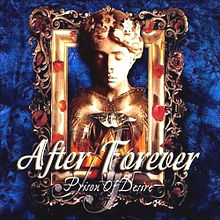 Обложка альбома After Forever «Prison of Desire» (2000)
