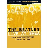 Обложка видео «The Beatles at Shea Stadium»