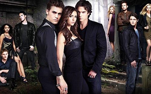 Дневники вампира 8 сезон смотреть онлайн бесплатно в