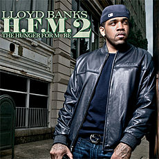 Обложка альбома Lloyd Banks «H.F.M. 2 (Hunger for More 2)» (2010)