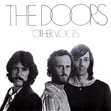 Обложка альбома The Doors «Other Voices» (1971)