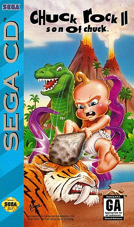 Chuck Rock II Son of Chuck (Sega cd).jpg