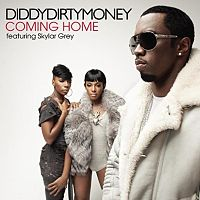 Обложка сингла «Coming Home» (Diddy - Dirty Money при участии Skylar Grey, {{{Год}}})