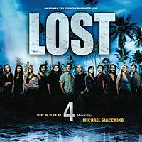 Обложка альбома  «Lost Season 4 (Original Television Soundtrack)» (2009)