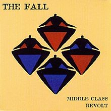 Обложка альбома The Fall «Middle Class Revolt» (1994)