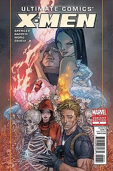 Ultimate Comics X-Men 7 Variant Cover.jpg