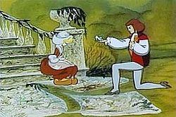 картинки из мультфильма советского золушка