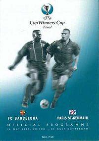 Финал Кубка обладателей кубков УЕФА 1997 — Википедия