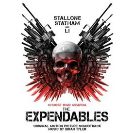 Обложка альбома «The Expendables: Original Motion Picture Soundtrack» ()