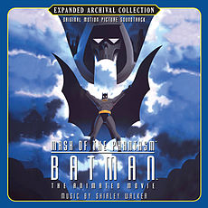 Обложка альбома  «Batman: Mask of the Phantasm: Limited edition» ()