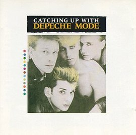 Обложка альбома Depeche Mode «Catching Up with Depeche Mode» (1985)