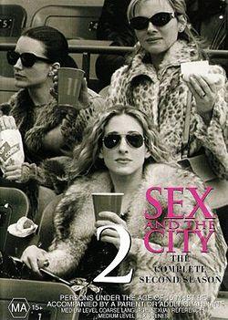 Секс в большом городе 1 сезон 2 серия