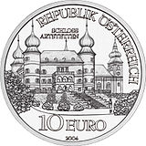 2004 Austria 10 Euro The Castle of Artstetten front.jpg