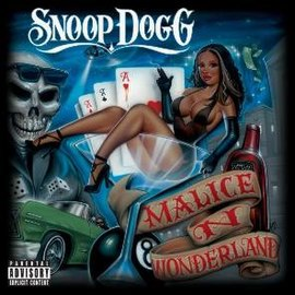 Обложка альбома Snoop Dogg «Malice N Wonderland» (2009)