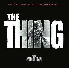 Обложка альбома «The Thing: Original Motion Picture Soundtrack» ()