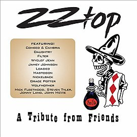Обложка альбома ZZ Top «ZZ Top: A Tribute from Friends» ()