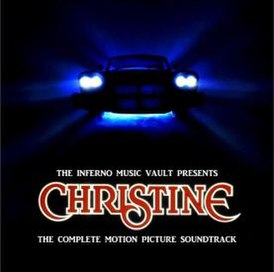 Обложка альбома ««Christine: Music from the Motion Picture»» ()